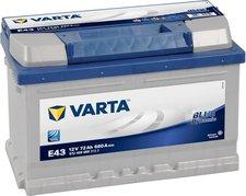 Varta Blue Dynamic 12 V 72 Ah (5724090683132)