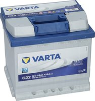 Varta Blue Dynamic 12 V 52 Ah (5524000473132)