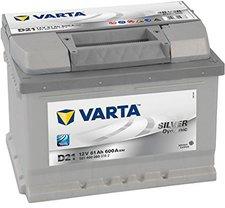 Varta Silver Dynamic 12 V 61 Ah (5614000603162)