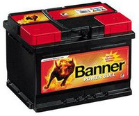 Banner Power Bull 12 V 45 Ah (P4524)