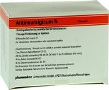 pharmakon Antineuralgicum N Ampullen (50 Stk.)