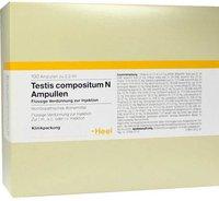 Heel Testis Compositum N Ampullen (100 Stk.)
