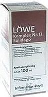 Infirmarius Loewe Komplex Nr.13 Solidago Tropfen (100 ml)