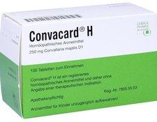 RIEMSER Convacard H Tabletten (100 Stk.)