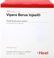 Heel Vipera Berus Injeele Ampullen (100 Stk.)