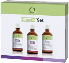 Meckel-Spenglersan Entoxin Set Tropfen (3 x 50 ml)