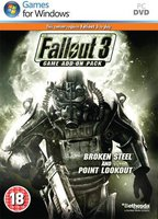 Bethesda Fallout 3: Game Add-On Pack - Broken Steel and Point Lookout (Add-On) (PC)