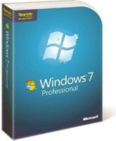 Microsoft Windows 7 Professional Upgrade (EN)