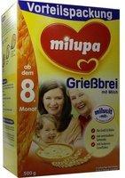 Milupa Grießbrei mit Milch 500 g (ab 8.Monat)