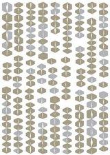 Elle Decoration 39016 Giant Wall Sticker Tiki