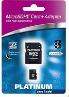 Platinum microSDHC Card (8GB)
