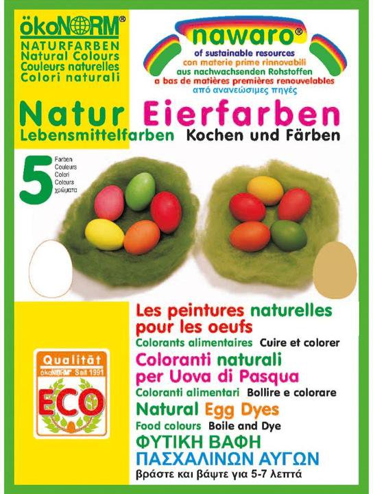Eier Farben