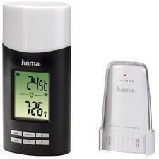 Hama Wetterstation Magic Color