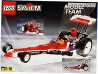 LEGO System Top Fuel Dragster (5533)
