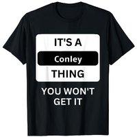 Conley´s T-Shirt Damen