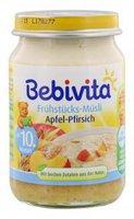 Bebivita Frühstücks-Müsli Pfirsich
