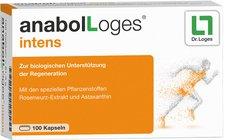 Dr. Loges Anabol Loges Intens Kapseln (100 Stk.)