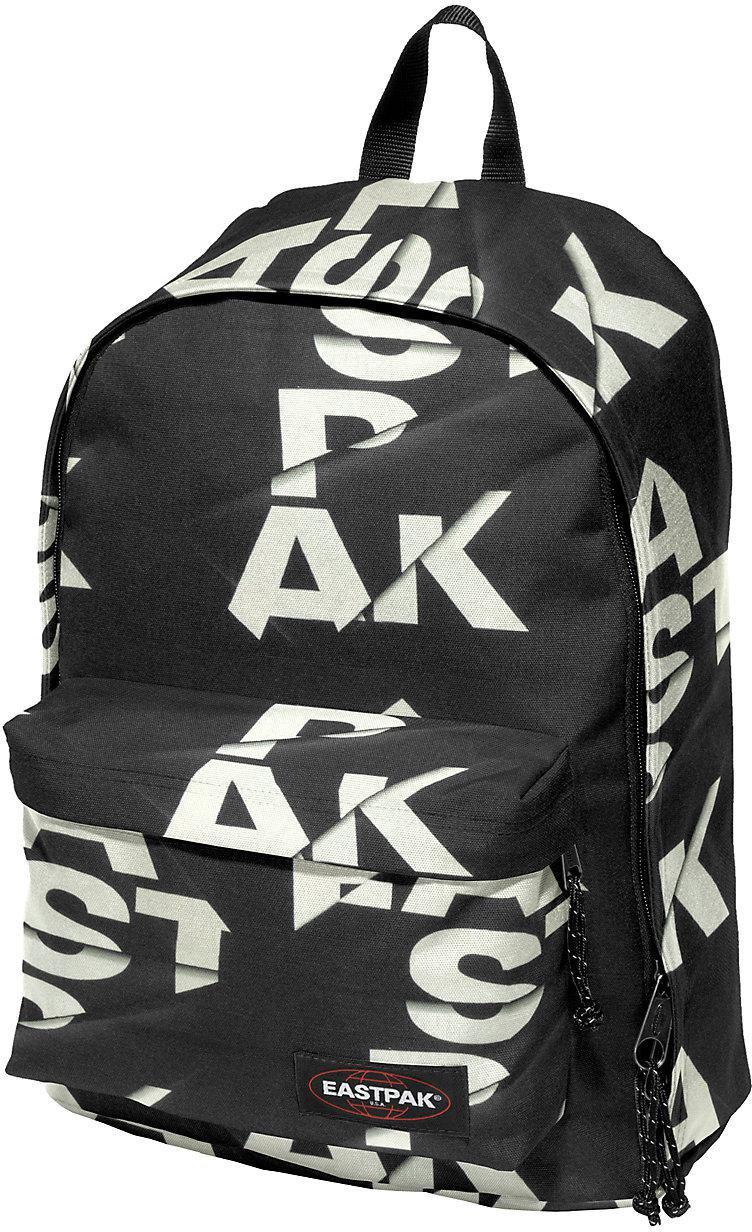 Reisen Eastpak Out Of Office Rucksack Schulrucksack Laptoptasche Tasche Black Schwarz