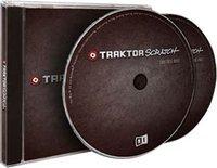Native Instruments Traktor Scratch Time Code Control CD
