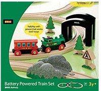 Brio Big Speedy Green Set (33150)