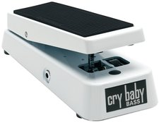 Jim Dunlop Cry Baby Bass Wah