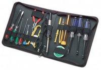 Intellinet 66613 L Techniker Werkzeugset (17-teilig)