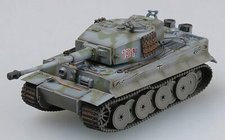 Trumpeter Easy Model - Tiger 1 Middle Type Schwere SS Panzer Abteilung 101 Normandy 1944 (36216)