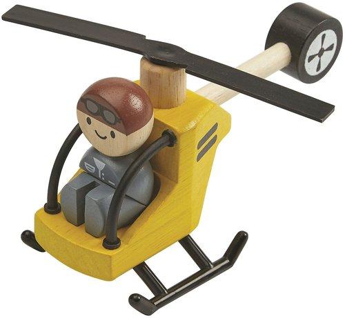 Plan toys plancity hubschrauber mit pilot