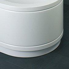 Bette Wannensockel für Bettestarlet Oval Comfort 2740-CFXXE