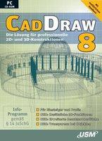 United Soft Media CAD Draw 8 (Win) (DE)