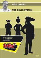Fritz Trainer: Opening - The Colle System (PC)