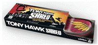 Tony Hawks - Shred Bundle (PS3)