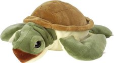 Handpuppe Schildkröte