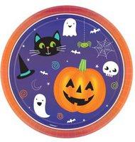 Halloween Partyteller