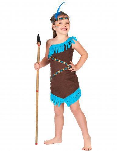 Squaw Kinder Kostüm