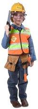 Bauarbeiter Kinderkostüm