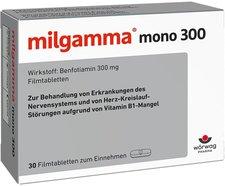 Wörwag Pharma Milgamma Mono 300 Dragees (PZN 4002148)