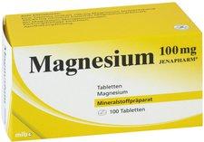 Mibe Magnesium 100 Mg Jenapharm Tabletten (PZN 4016995)