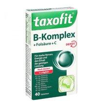 Taxofit Vitamin B Komplex Depot Tabletten (PZN 3752870)
