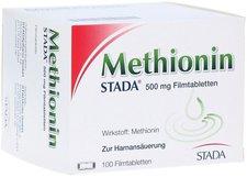 Stada Methionin 500 mg Filmtabletten N3 (PZN 177514)
