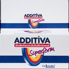 Scheffler Additiva Superform Multivitamin & Multimineral (PZN 725772)