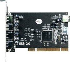 Longshine LCS-6080 (5-Port USB 2.0 PCI)