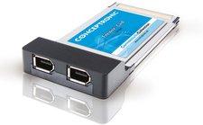 Conceptronic CSP1394C (2-Port CardBus FireWire 400)
