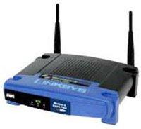 Linksys Wireless-G Access Point (WAP54G)