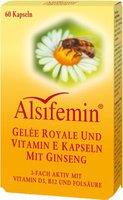 Alsitan Alsifemin Gelée Royal und Vitamin E mit Ginseng (60 Stk.)