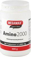 Megamax Amino 2000 Megamax Tabletten (300 Stk.)