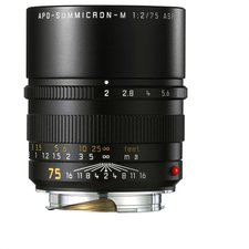 Leica Apo-Summicron-M 75mm f2.0