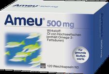 Ameu 500 mg Kapseln (120 Stück)