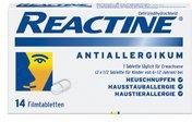 Pfizer Reactine Tabletten (14 Stück)