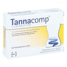 Medice Tannacomp Filmtabletten (20 Stück)